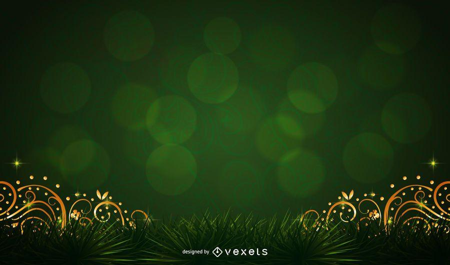 Weihnachtsgrüße Hintergrund