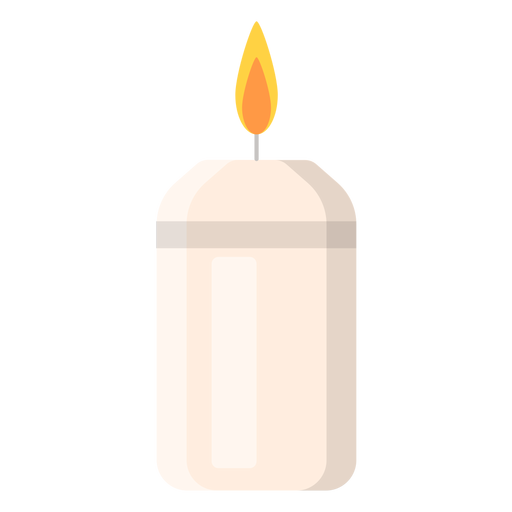 Aroma candle icon Transparent PNG