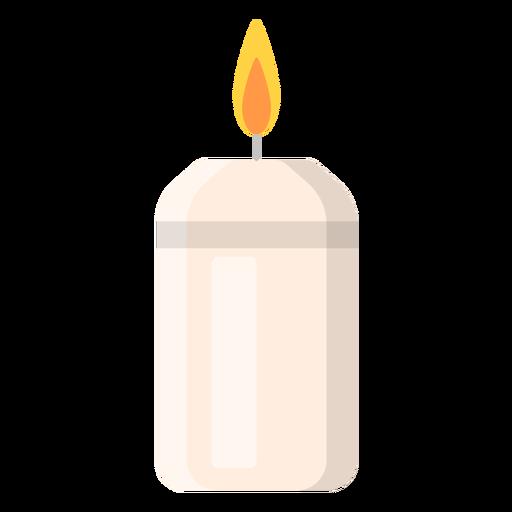 Icono de vela aromática Transparent PNG
