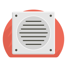 Bathroom fan icon
