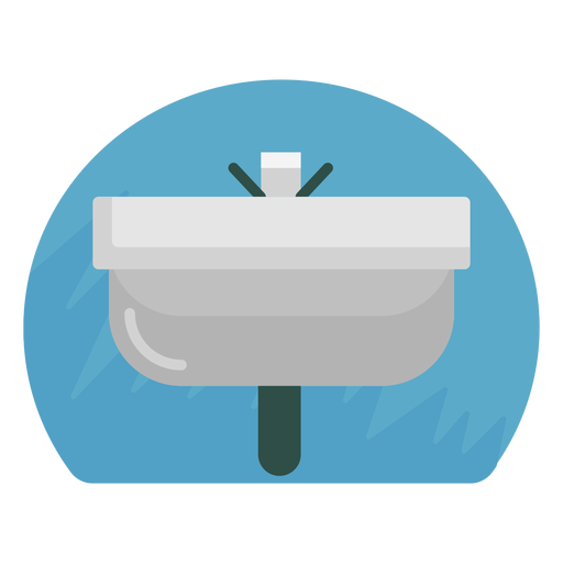 Bathroom sink icon Transparent PNG