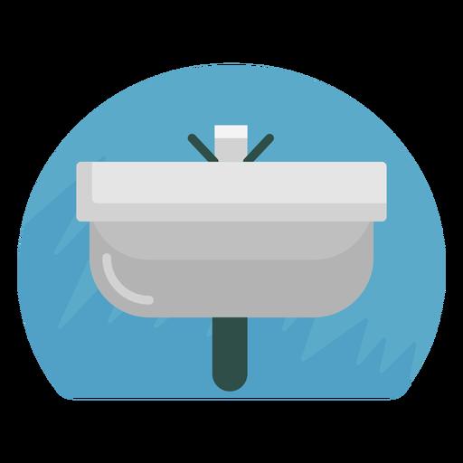 Bathroom sink icon