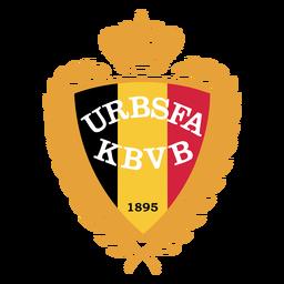 Logo del equipo de fútbol de Bélgica