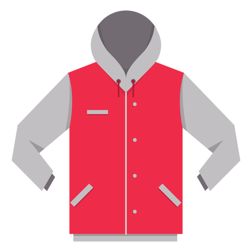 Button hoodie icon Transparent PNG