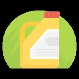 Icono de limpiador de drenaje químico