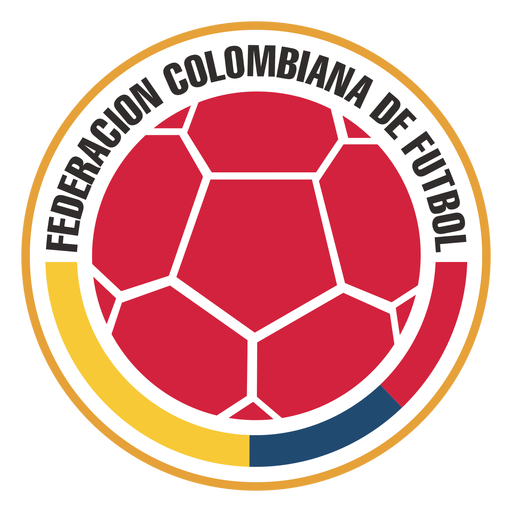 Colombia football team logo Transparent PNG