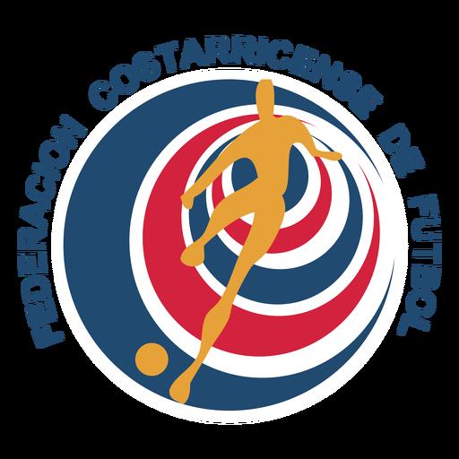 Logotipo del equipo de fútbol de Costa Rica Transparent PNG