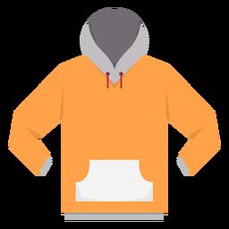 Drawstring hoodie icon