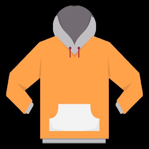 Drawstring hoodie icon Transparent PNG