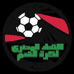 Logo del equipo de futbol de egipto