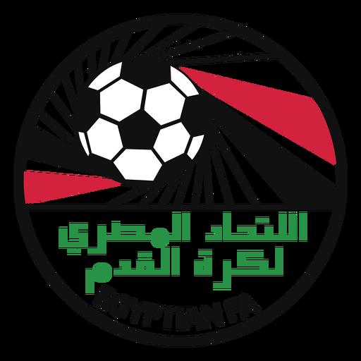 Logotipo da equipe de futebol do Egito Transparent PNG