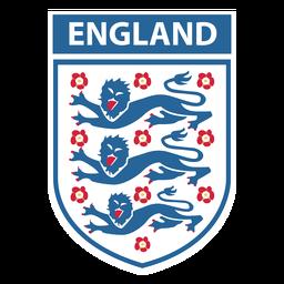 Logo der englischen Fußballmannschaft
