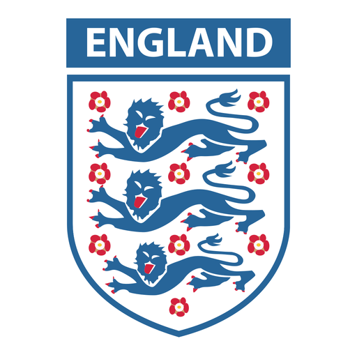 England football team logo