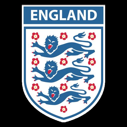 Logotipo da equipe de futebol de Inglaterra Transparent PNG