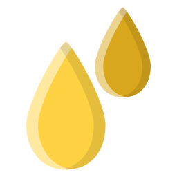 Essential oil drops icon