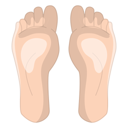 Icono de masaje de pies