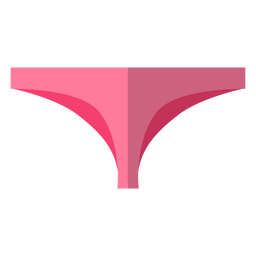 Icono de tanga femenina
