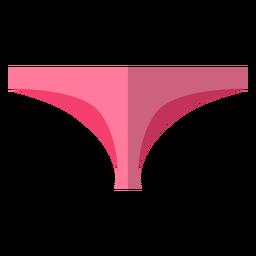 Weiblicher Tanga-Symbol