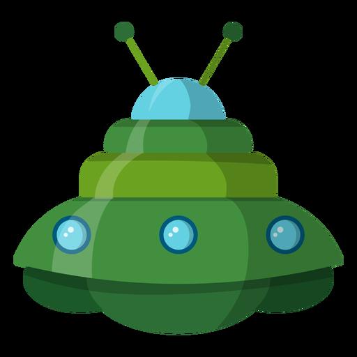 Icono de platillo volador Transparent PNG