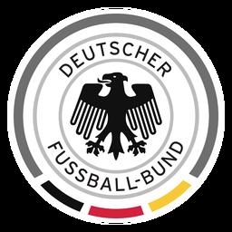 Logotipo del equipo de fútbol de Alemania