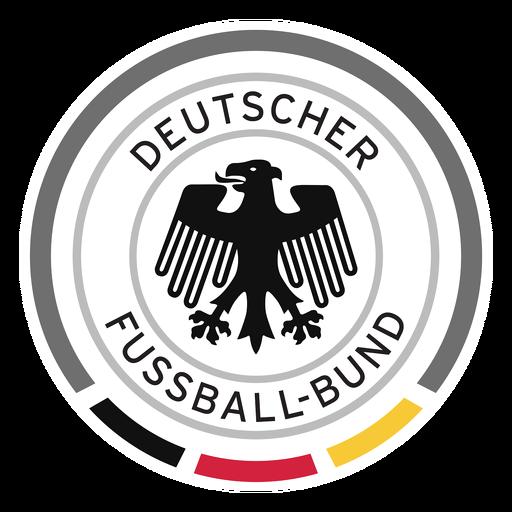 Logotipo del equipo de fútbol de Alemania Transparent PNG