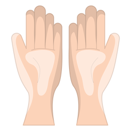 Hand massage icon