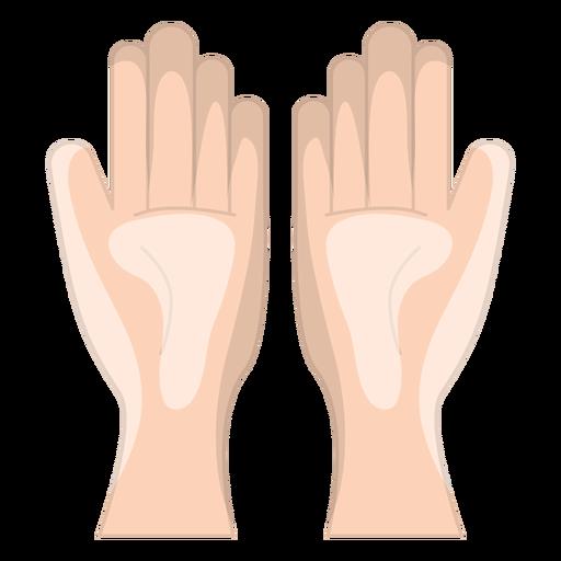 Hand massage icon Transparent PNG