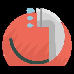 Icono de ducha de mano