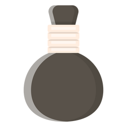 Ícone de bola de compressa de ervas