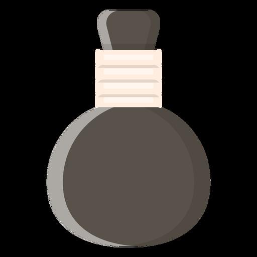 Icono de bola de compresa herbaria Transparent PNG