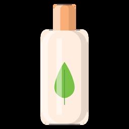 Kräutershampoo-Symbol