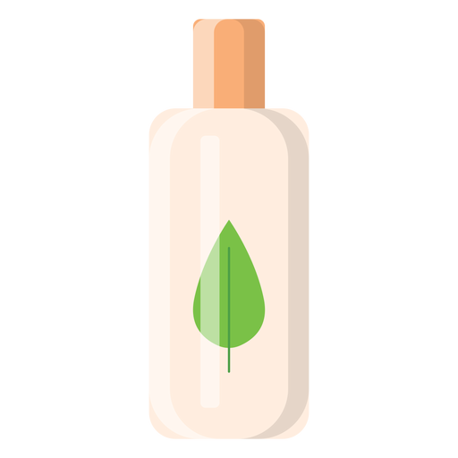 Icono de champú a base de hierbas Transparent PNG