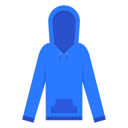 Hooded sweatshirt icon