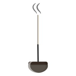 Incense stick icon