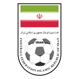 Iran football team logo