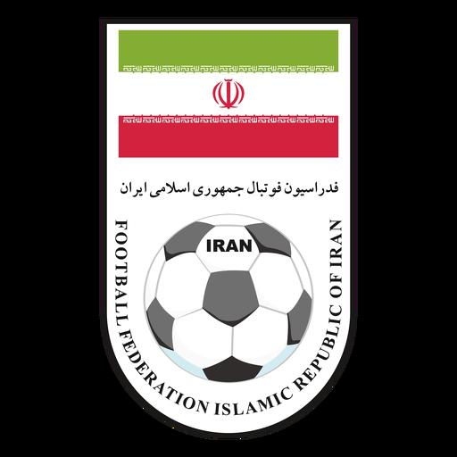 Logotipo del equipo de fútbol de Irán Transparent PNG