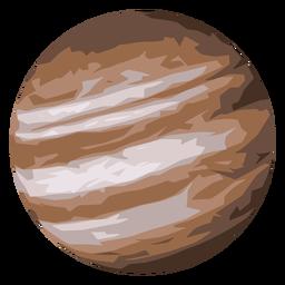 Ícone do planeta Júpiter