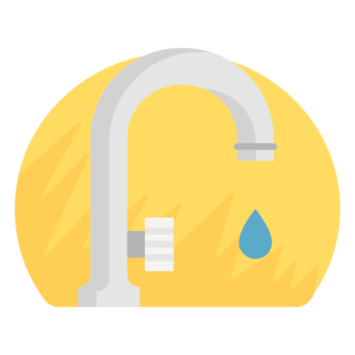 Icono de fregadero de cocina Transparent PNG