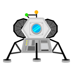Ícone do módulo lunar
