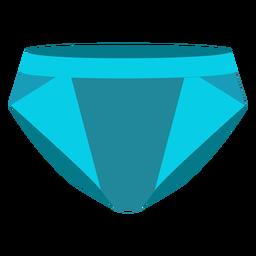 Male briefs icon