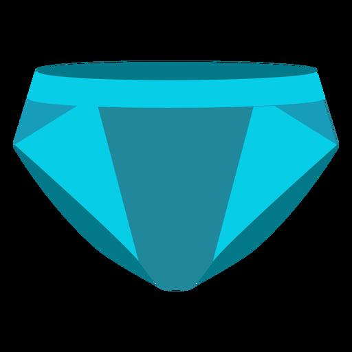 Ícone de cuecas masculinas Transparent PNG