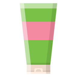 Massage creme tube icon