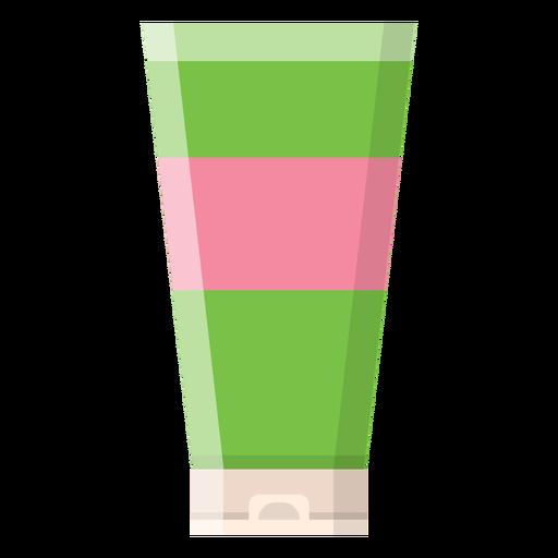 Icono de tubo de crema de masaje Transparent PNG