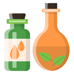 Massage oils icon