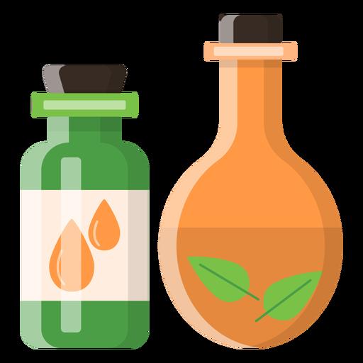 Massage oils icon Transparent PNG