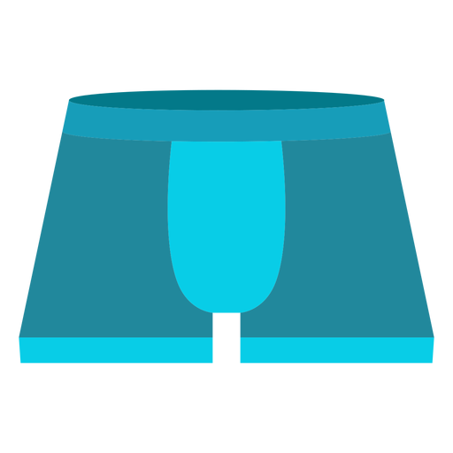 Men boxer briefs icon Transparent PNG