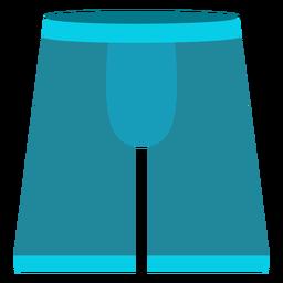 Ícone de cuecas de midway de homens