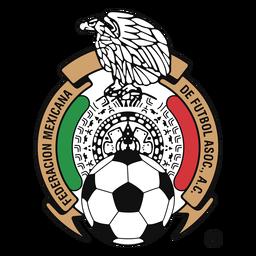 Logotipo da equipe de futebol do México