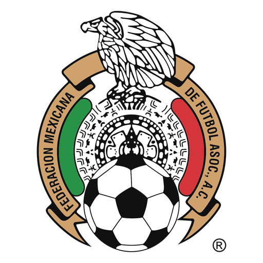 Mexico football team logo Transparent PNG