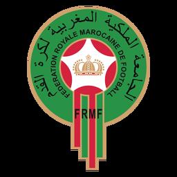 Logotipo da equipe de futebol Moroco